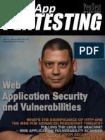Web Appc Pen Testing 01 2011