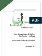 Informe Investigacion San Martin- CM, Miledy, Blog