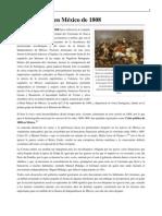 Crisis política en México de 1808