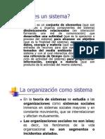 La Organizacion Como Sistema[1]