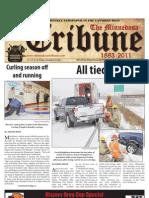 Front Page - November 25,2011
