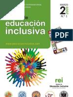REI (Revista de Educación Inclusiva) Volumen 2, N.º 1. Marzo/2009