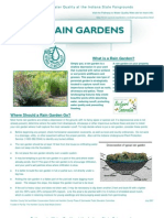 Indiana; Rain Gardens - Indiana Association of Soil & Water Conservation Districts