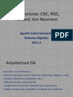 PPT bra ArquitecturasCPU
