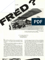 An Aeroplane Called FRED? - Sport Aviation - June 1977