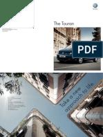 Touran Gp II Brochure