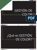 Gestion de Color 5