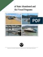Abandoned Vessel Program