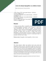 Processo de seleção tipográfica_ os critérios visuais
