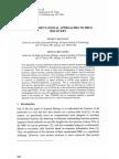 2010 Proc Int Conf Quant Bio Inform III 327-336
