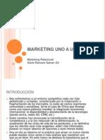 Marketing Uno a Uno