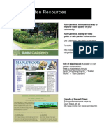 Minnesota; Rain Garden Resources - Minnehaha Creek Watershed District