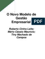 00760 - O Novo Modelo de Gestão Empresarial