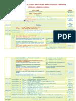 ICAMB 2009 Schedule