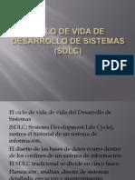 Ciclo de Vida de Desarrollo de Sistemas