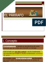 EL PÁRRAFO (1)