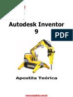 inventor 9 apostila teórica