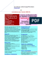 Licence Professionnelle170808