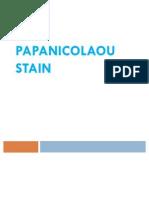 Papanicolaou Stain
