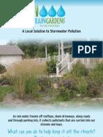 Delaware; Rain Gardens for the Inland Bays