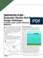 PLEM Installation Details