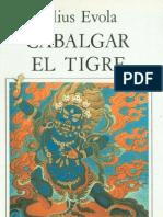 Evola Julius - Cabalgar El Tigre