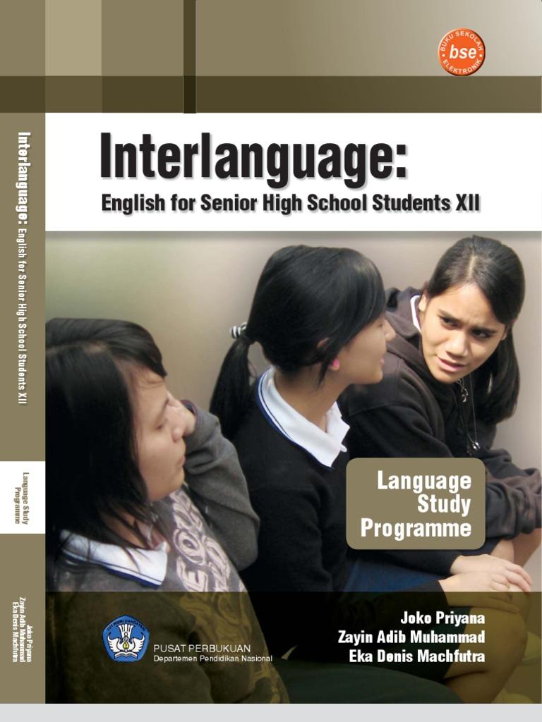 Kelas Xii Sma Bahasa Bahasa Inggris Joko Priyana