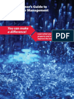 Delaware; A Homeowner's Guide to Stormwater Management - Partnership for the Delaware Estuary