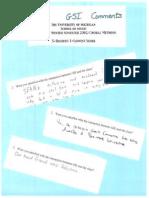jackman feedback from undergraduate students and student teachers