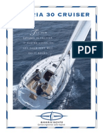 Bavaria - 30 Cruiser Brochure