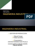 Ingenieria Industrial Presentacion Pp