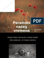 Paradoks vremena
