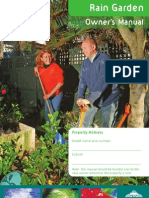 New Zealand; Rain Garden Owner's Manual - North Shore City Council
