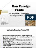 Indian Foreign Trade