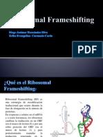 ribosomal frameshifting