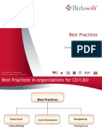 Best Practices in CD