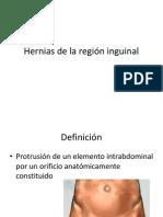Seminario Hernia Inguinal