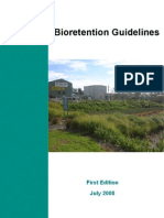 New Zealand; Bioretention Guidelines (Rain Garden) - North Shore City Council
