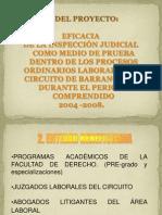 Presentacion Proyecto de Eficacia Grupo de Laboral (1)