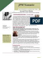 JPM August 2011 Newsletter