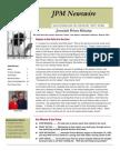 JPM October 2011 Newletter