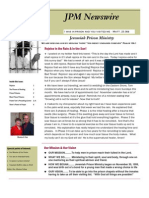 JPM October 2011 Newletter