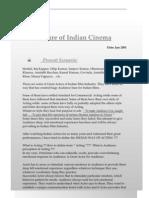 Analysis of Indian Cinema