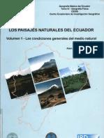 004 WINCKELL, Paisajes Naturales Ecuador, 1,3,4