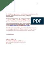 Gilvane Felipe Responde Ao Jornal O Popular
