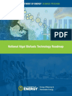 Algal Bio Fuels Roadmap 7