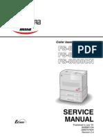 Kyocera FS-8000 Service Manual