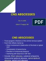 CNS Abscess (1)
