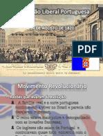 Revolução Liberal Portuguesa