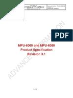 PS-MPU-6000A
